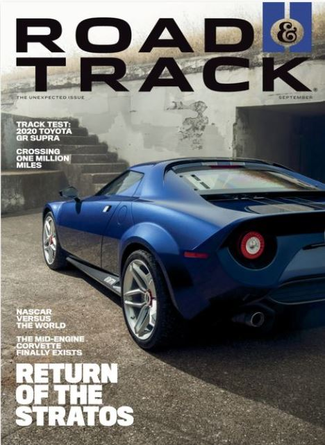Road and Track - Digital Magazine