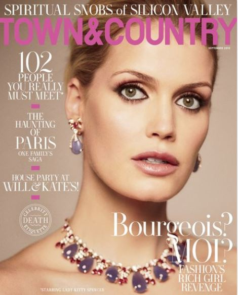 Town and Country - Digital Magazine