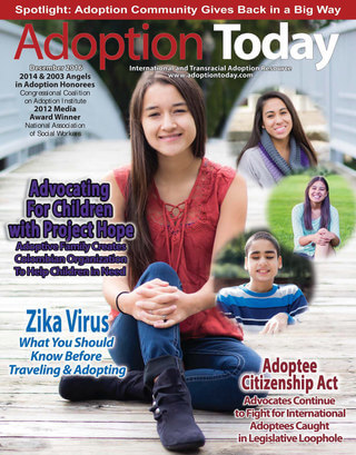 Adoption Today - Digital Magazine