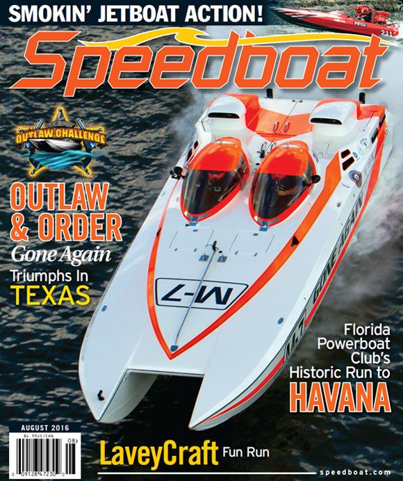 Speedboat Magazine - Digital Magazine