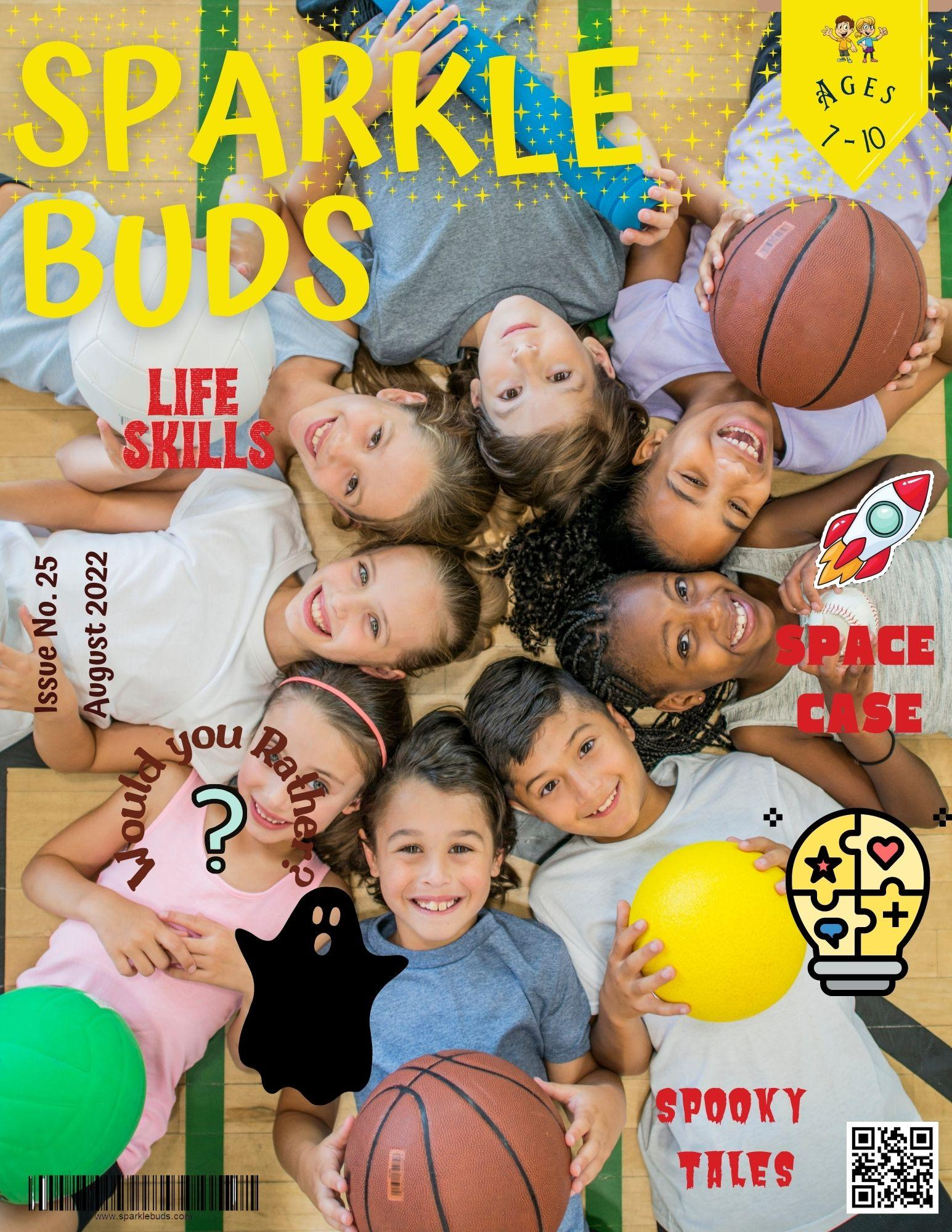 Sparkle Buds - Digital Magazine
