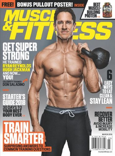Muscle & Fitness - Digital Magazine