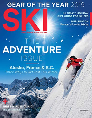 Ski - Digital Magazine