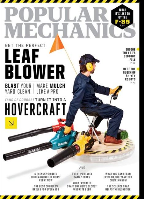 Popular Mechanics - Digital Magazine