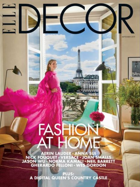 Elle Decor - Print + Digital Magazine
