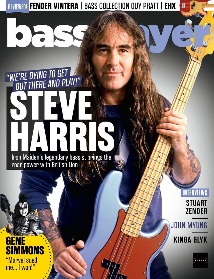 Bass Player - Digital Magazine