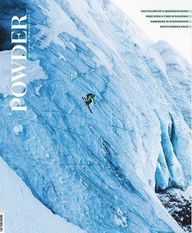 Powder - Digital Magazine