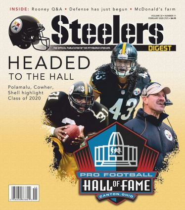 Steelers Digest - Digital Magazine