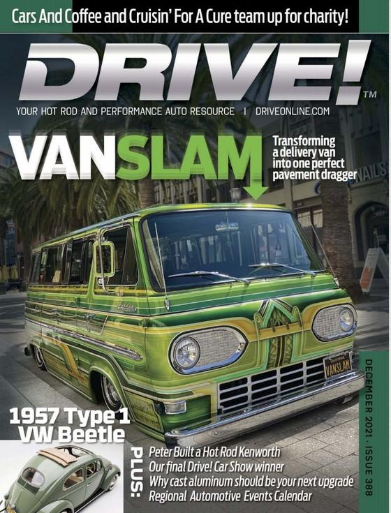 Drive - Digital Magazine