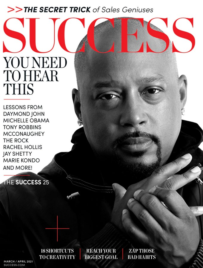 Success Magazine - Digital Magazine