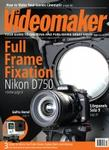 Videomaker-Digital Magazine Cover