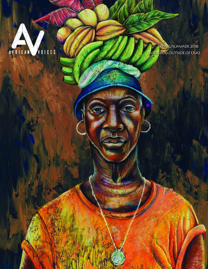 African Voices (2 print + 1 digital issue) Magazine