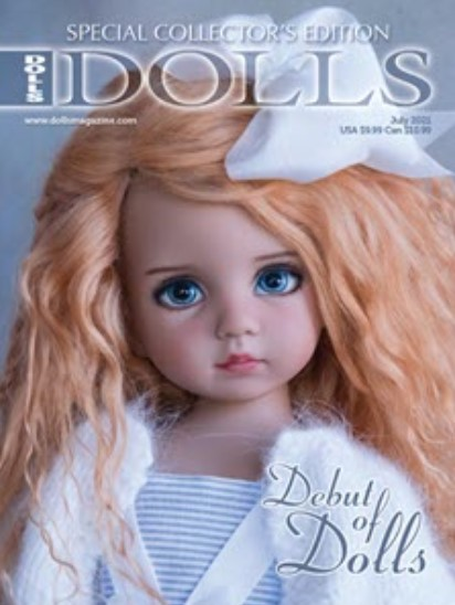 DOLLS Magazine Magazine Cover