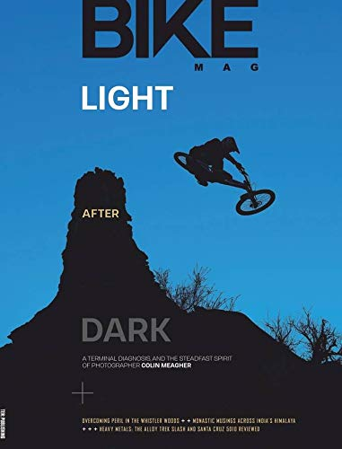 Bike Magazine - Digital Magazine Cover
