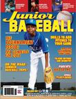 Junior Baseball - Digital Magazine Cover