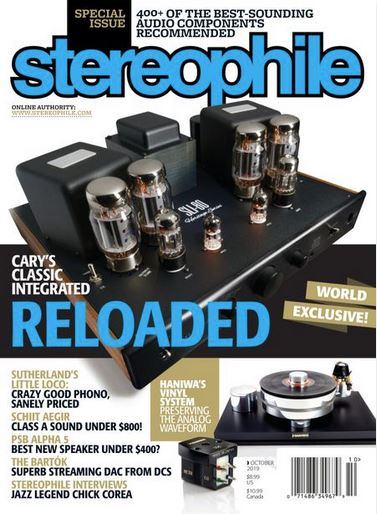 Stereophile - Digital Magazine