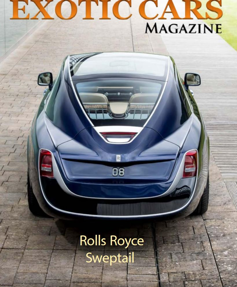 Exotic Cars - Digital Magazine
