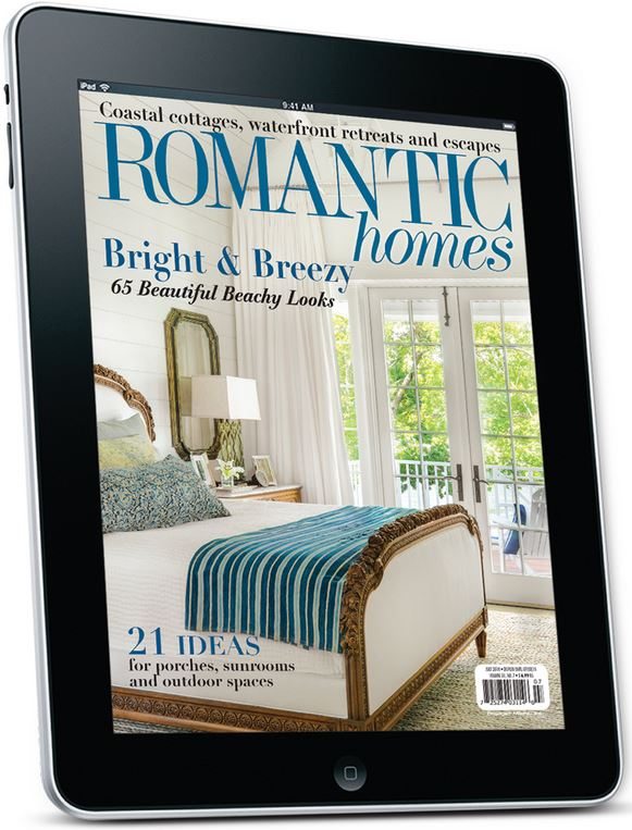 Romantic Homes - Digital Magazine