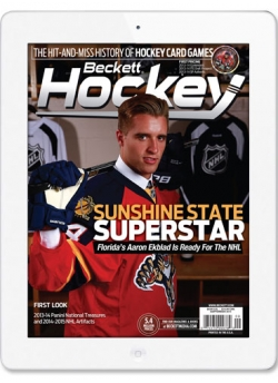 Beckett Hockey - Digital Magazine