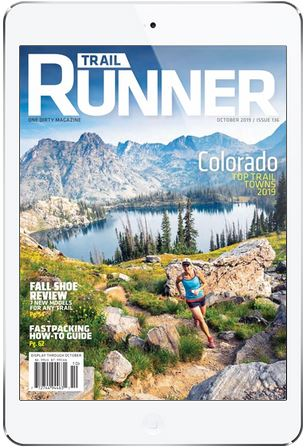 Trail Runner - Digital Magazine