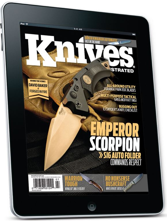 Knives Illustrated - Digital Magazine