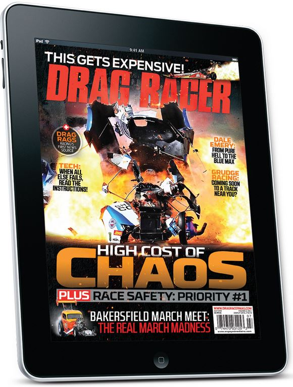 Drag Racer - Digital Magazine