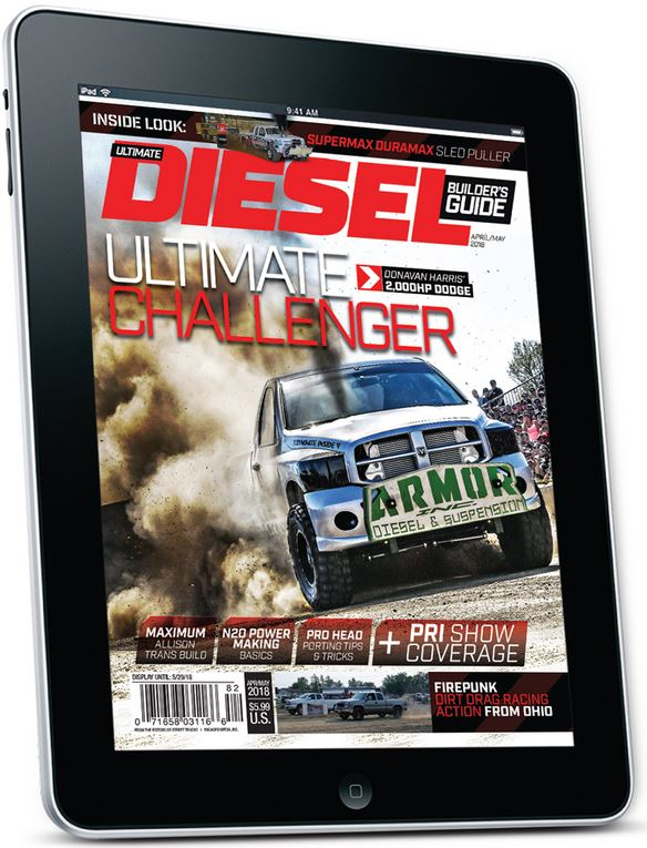 Diesel World - Digital Magazine