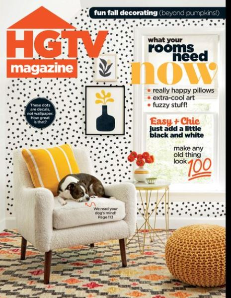 HGTV - Digital Magazine