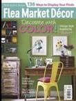 Flea Market Decor - Digital Magazine Cover