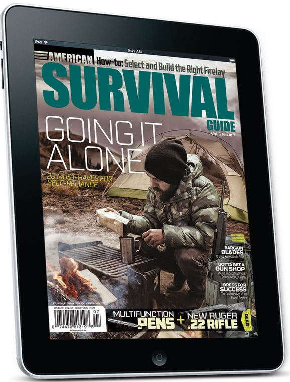 American Survival Guide - Digital Magazine