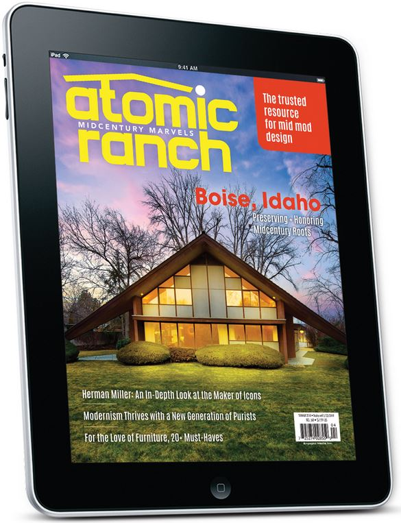 Atomic Ranch - Digital Magazine