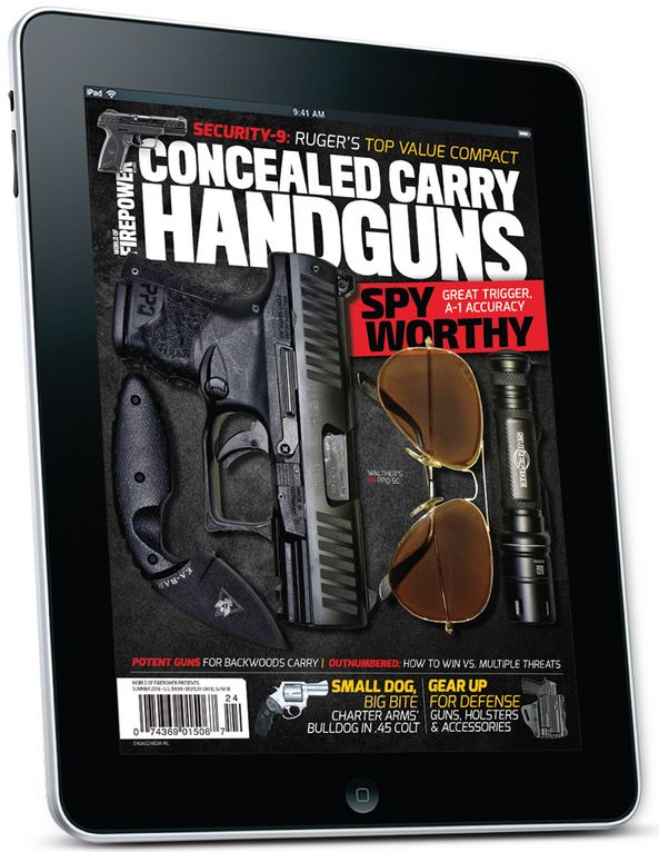 Concealed Carry Handguns - Digital Magazine