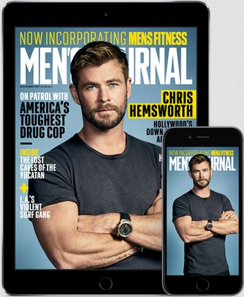 Men's Journal - Digital Magazine