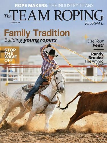 Team Roping Journal - Digital Magazine