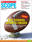Scholastic Scope Magazine