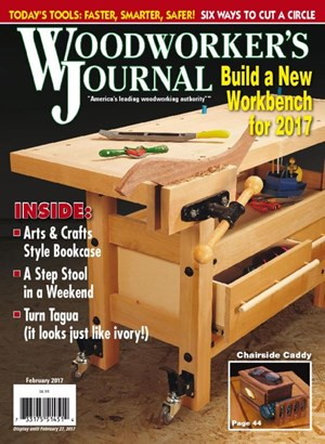 Woodworkers Journal Magazine